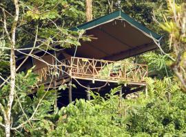 Rafiki Safari Lodge, Savegre