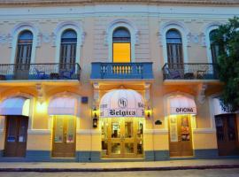 Boutique Hotel Belgica, Понсе