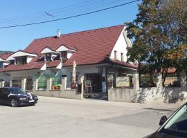 Penzión U Srnčíka, Devin (Hainburg an der Donau yakınında)