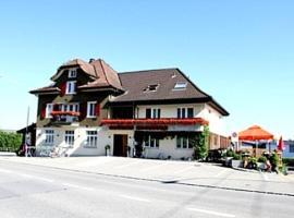 Hotel Gasthaus Moosburg, Gossau (Flawil yakınında)