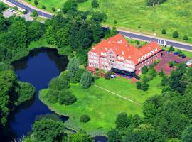The Royal Inn Park Hotel Fasanerie, Neustrelitz