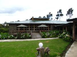 Mountain Gorilla View Lodge, Nyarugina