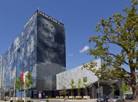 DoubleTree by Hilton Łódź, Łódź