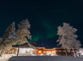 Ylläs Lake Hotel, Ylläsjärvi