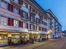 Hotel Amaris, Ольтен