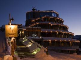 Hotel Shackleton Mountain Resort, Sestrières