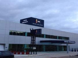 Hotel Sollievo, Irati (Fernandes Pinheiro yakınında)