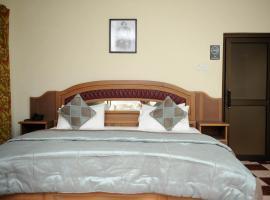 Mount Pleasant Inns & Apartments, Obosomasi