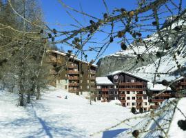 Les Jardins de la Balme, Val d'Isère