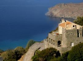 Aegean Castle Boutique Hotel, Agia Eleousa