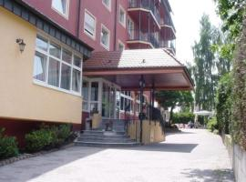 Abakus-Hotel, Sindelfingen (Renningen yakınında)