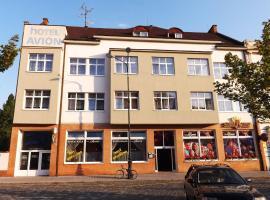 Hotel Avion, Prostějov