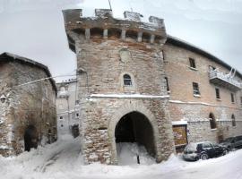 Nelle Mura Del Castello, Fossato di Vico (Nær Sigillo)