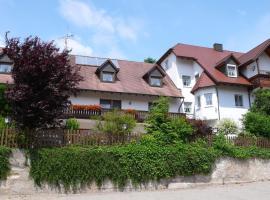 Hotel Gasthof Käßer, Ansbach (Unterrottmannsdorf yakınında)