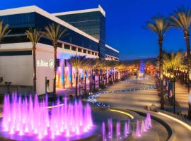 Most Booked Hotels Near Disney California Adventure In The Past Month Hilton Anaheim