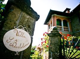 San Bartolomeo Suite, Castel Rigone