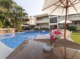 Seashell Beach Suites, Candolim