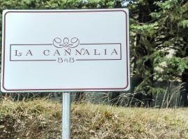B&B La Cannalia, Teana (Francavilla in Sinni yakınında)