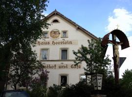 Landgasthof Heerlein, Bamberg (Frensdorf yakınında)