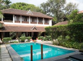 Secret Garden, A Boutique hotel, Cochin