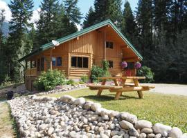 Bearberry Meadows Guest House, Tete Jaune Cache (Red Pass Junction yakınında)