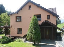 Apartmány Na Mýtince, Jeseník