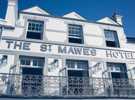 The St Mawes Hotel, Saint Mawes