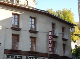 Hotel San Francisco, Villafranca del Bierzo