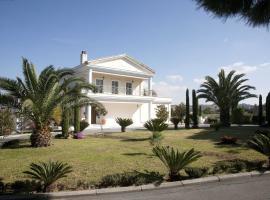 Villa Elena, Perea