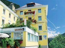 Hotel Schwarzer Adler, Landeck (Hochgallmig yakınında)