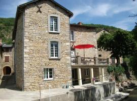 Gite la Petite Boynarde, Boyne (рядом с городом Puech)