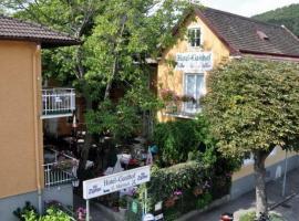 Hotel-Gasthof Martinek, Baden (Sooss yakınında)