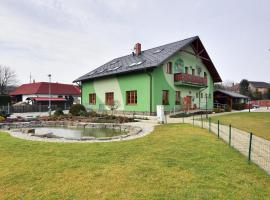 Restaurace a penzion Kamenec, Jilešovice (Děhylov yakınında)