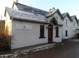Inchbae Lodge Inn, Garve