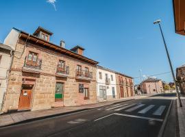 Casa Rural El Almendro De Maria, Ponferrada (Cubillos del Sil yakınında)