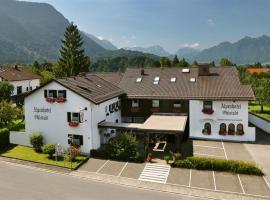 Alpenhotel Ohlstadt, Ohlstadt (Eschenlohe yakınında)
