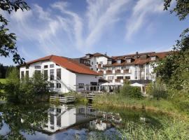 allgäu resort - HELIOS business & health Hotel, Bad Grönenbach (Grönenbach yakınında)