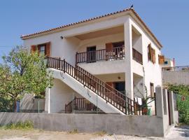 Villa Christos, Skala Eresou (рядом с городом Tavari)