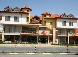 Hotel Queen, Aydemir (Alfatar yakınında)