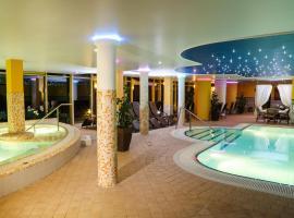 Calimbra Wellness Hotel Superior, Miskolctapolca