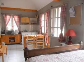 Gites - chambres d'hôte - roulottes - du Ternois, Saint-Pol-sur-Ternoise (рядом с городом Ramecourt)
