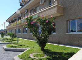 Hotel Vista Nevada, Darro