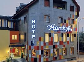 Aarehof Swiss Quality Hotel Wildegg, Wildegg (Schinznach Bad yakınında)