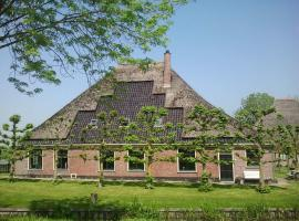 Bed And Breakfast Maartje Cornelis Hoeve
