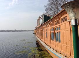 Peace of Mind Group of Houseboats, Сринагар (рядом с городом Nagīn Bāgh)