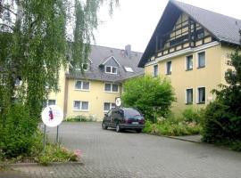 Rattenfängerhotel Berkeler Warte, Hameln (Emmerthal yakınında)