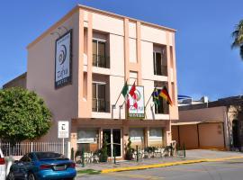 Hotel Zafra, Torreón