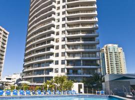 Surfers International Apartments, Gold Coast (Near Surfers Paradise)