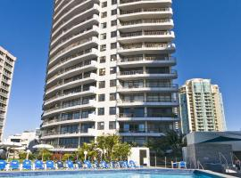 Surfers International Apartments, Gold Coast (Surfers Paradise yakınında)
