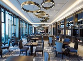 Shangri-la's China World Hotel, Beijing